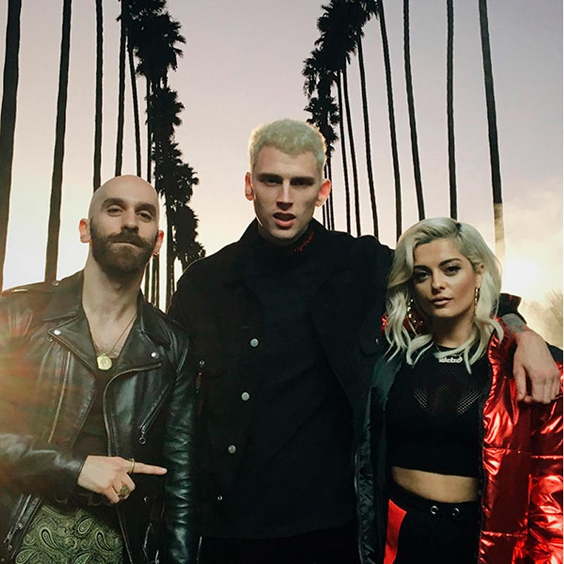 MACHINE GUN KELLY, X AMBASSADORS И БИБИ РЕКСА ПРЕДСТАВЯТ КЛИП НА ТРЕК HOME. ТИЗЕР УЖЕ В СЕТИ